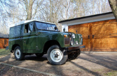 Land Rover Series II 1960