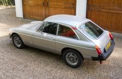 MG BGT LE (MRU606W) 1981