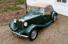 MG TD 1953 (3452 F)