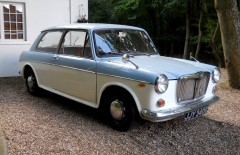 MG 1300 Saloon Project 1968
