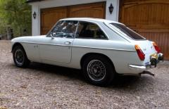 MG BGT V8  Factory Car 1973 (RHU222M)
