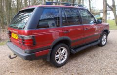 Range Rover Autobiography Project Car 1996 (P543FSP)