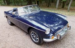 MGB Roadster 1974 Recent Restoration (JRO439N)