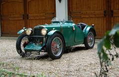 MG J type 1930s