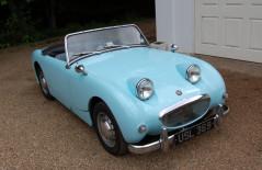 Austin Healy Sprite MK 1 Frogeye (USL369)1958
