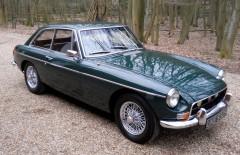 MG BGT 1970 (UKE932H) £15k Restoration