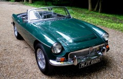 MGC Roadster Full Restoration at a cost of £22k (MJT612H)
