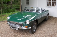 MGC Roadster One Owner From New (PKL403G)