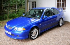 MG ZS 180 Saloon (S6HDS)