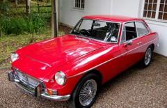 MGC GT 3.0 LITRE (GHW93J) 1970