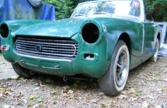 MG Midget 1275cc Restoration Project (DFM994L)