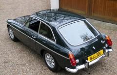 MGB GT RESTORED 1972 (NJJ321L)