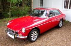 MGB GT 1973 Older Restored Example