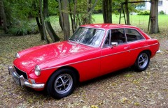 MGB GT 1972 Tax Exempt, Overdrive (NLD700K)