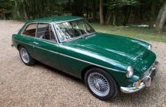 MGC GT 1969, Restored, £16k Invoices (JFE303G)
