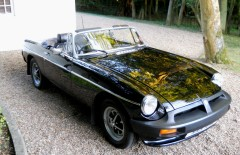MGB Roadster Older £10k Restoration (RRR101R)