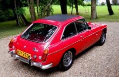 MG BGT V8  Factory Car 1974 (BUY273M)
