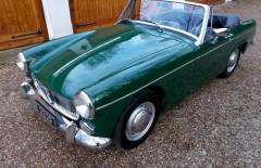 MG Midget 1275cc Older Restoration (OUE332F)