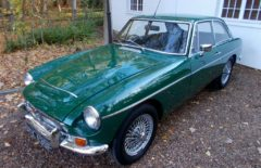 MGC GT 1968 British Racing Green £10k Restoration (UYK439F)