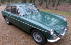 MGB GT One Owner 27 years (KAW567E)
