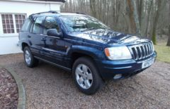 Jeep Grand Cherokee Limited 2002 (KP51PZH)