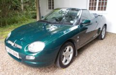 MGF VVC One Owner 18,455 Warranted Miles (P383BNW)