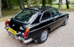 MGB GT 1980 Chrome Conversion (OGJ888V)
