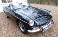 MGB Roadster 1979 Chrome Conversion (EKV575T)