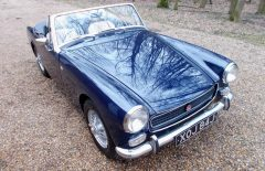 MG Midget 1275cc 1971 Older Restored (XOJ84J)