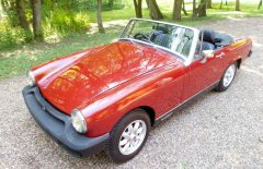 MG Midget 1500 with 5 Speed Gearbox (PHO943T)