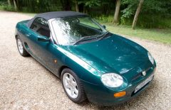 MGF 1.8I Only 3 Former Keepers (N288HUM)