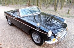 MGB Roadster 1969 Older Restoration (WYN721G)