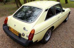 MG BGT  1977 Nice Clean Example (MEJ555R)