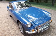 MGC GT 1968 AUTOMATIC Older Nut & Bolt Restored (RWD628G)