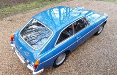 MGB GT 1967 Last Owner 24 Years (MMO299E)