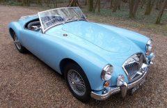 MGA 1962 MK2 Nut & Bolt Restored (MAS895)