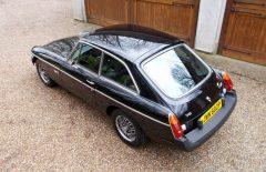MG BGT 1975 Factory V8 (JWN602P)