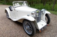 MG PA Midget 1934 Two Seater (NG7281)