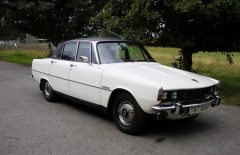 ROVER P6 V8 3500 AUTO 22,350 miles from new (TBT888P)