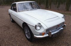 MGC GT 1969 Comprehensive Restoration (ROU672G)