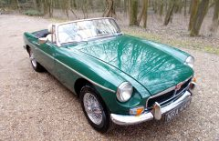 MGB Roadster 1974 Older Restoration (NRA414M)