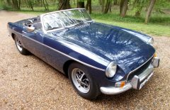MGB  1971 One Family Owner from New (EYP594J)